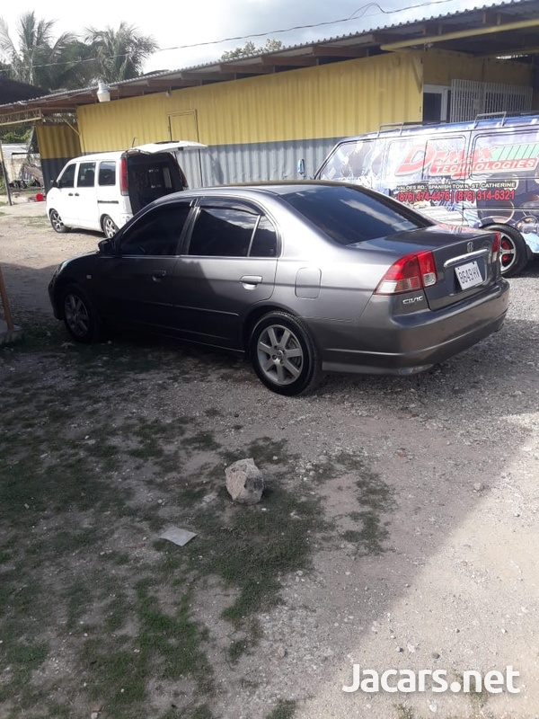 Honda Civic 1,5L 2004-6