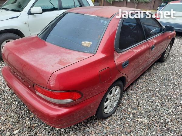 Subaru Impreza 1,6L 1998-3