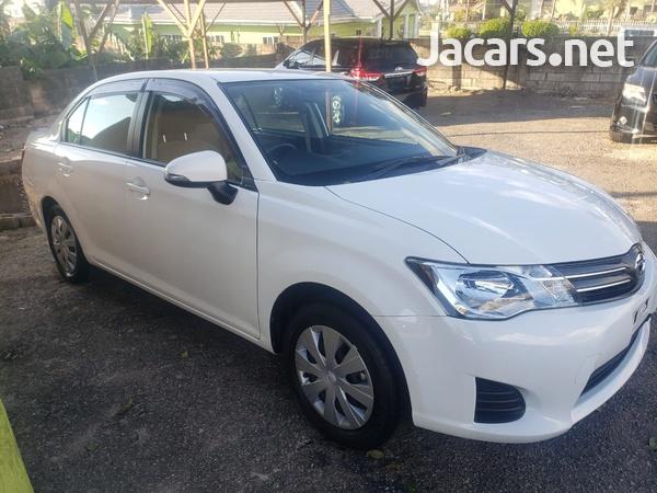 Toyota Axio 1,5L 2014-2