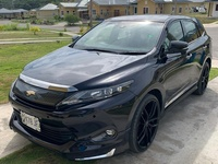 Toyota Harrier 2,5L 2014