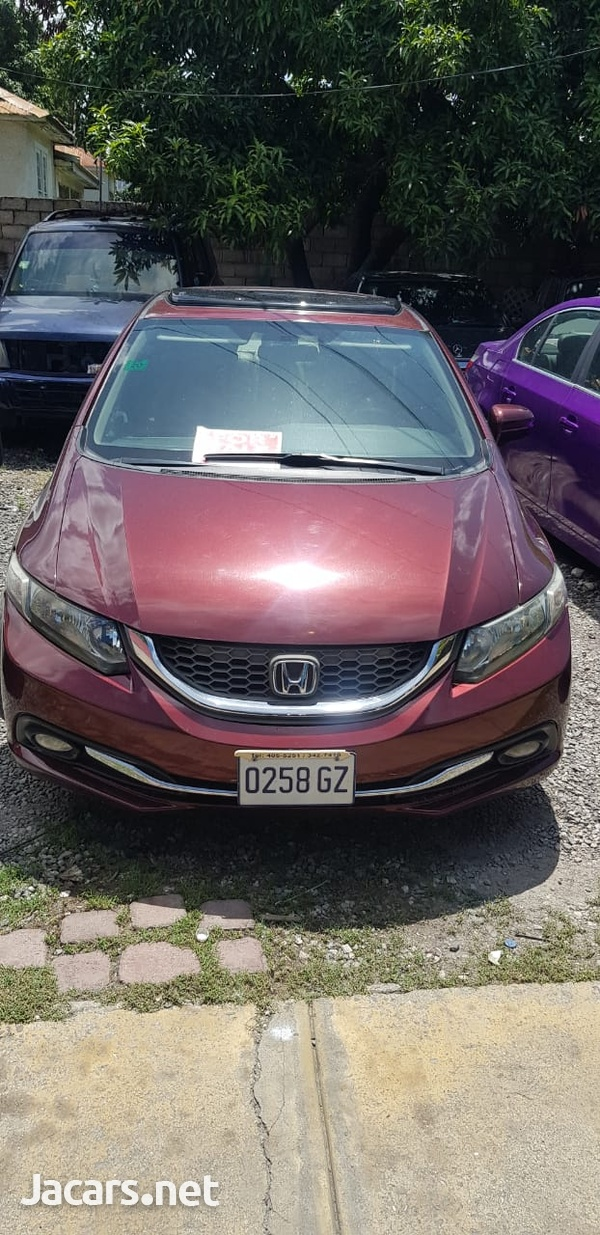 Honda Civic 1,5L 2013-10