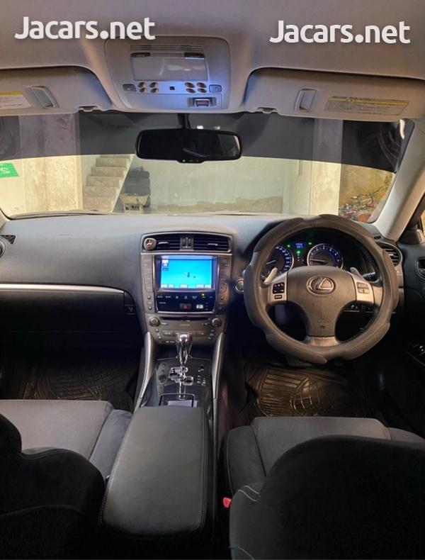 Lexus IS 2,5L 2012-5