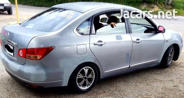 Nissan Bluebird 2,0L 2005-3