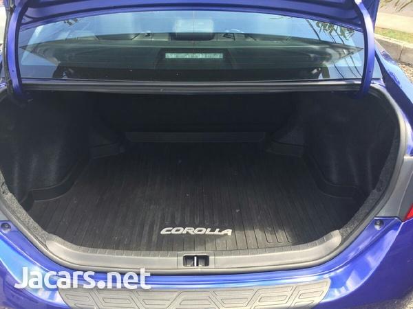 Toyota Corolla 1,8L 2018-10