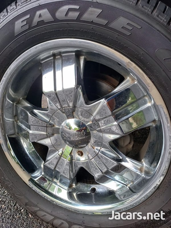 20 inch Rims & Tyres 285/50R20-1