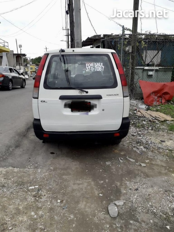 Toyota Town Ace 1,9L 2007-5