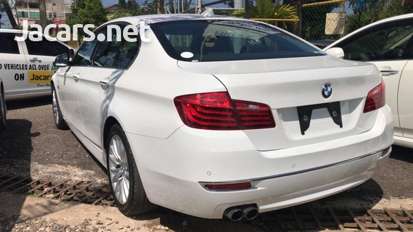 BMW 5-Series 3,0L 2014-4