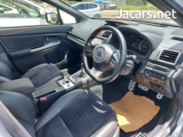 Subaru WRX 2,0L 2016-5