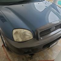 Hyundai Santa Fe 3,0L 2002