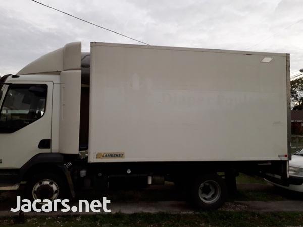 2008 Daf LF45 Refridgerated Truck-2