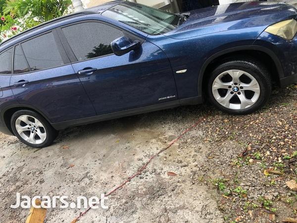 BMW X1 2,0L 2010-3