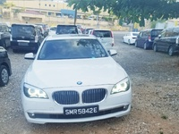 BMW 7-Series 4,0L 2012
