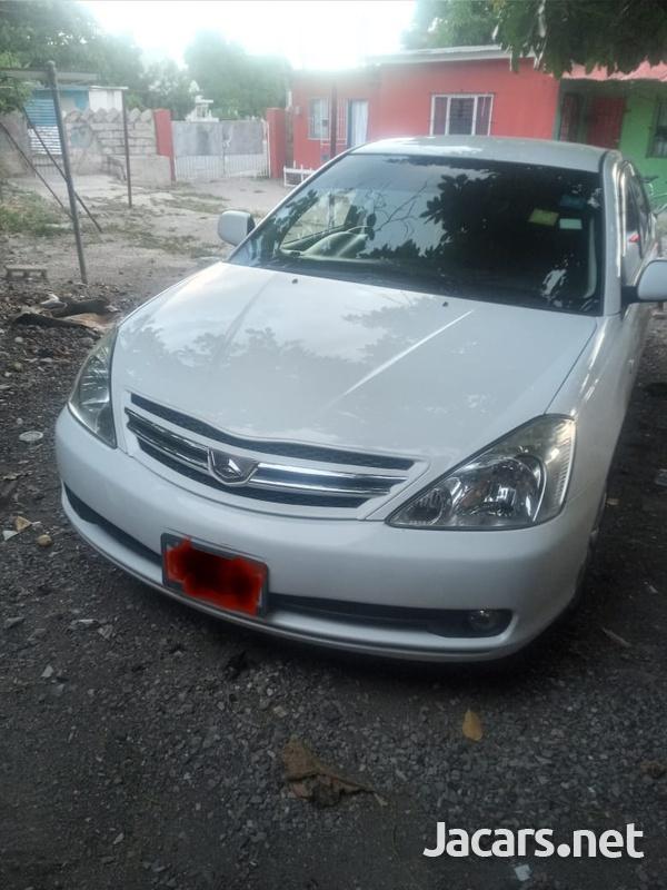 Toyota Allion 1,8L 2007-6