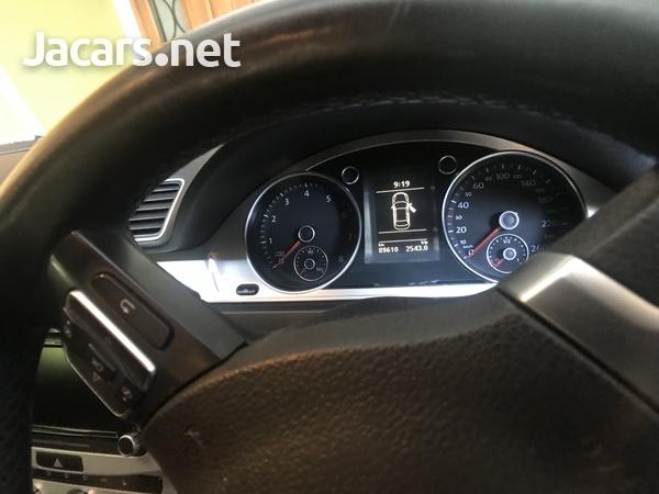 Volkswagen Passat 2,0L 2012-16