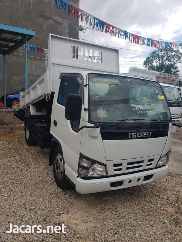 Isuzu Dump Truck High Deck-1