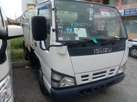 Isuzu Elf 2007 Utility Truck