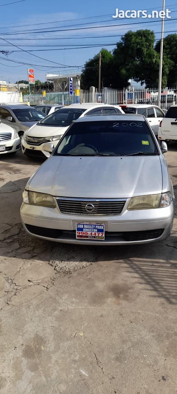Nissan Sunny 1,5L 2002-1