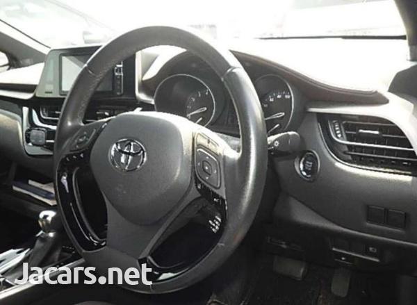 Toyota C-HR 1,9L 2018-2