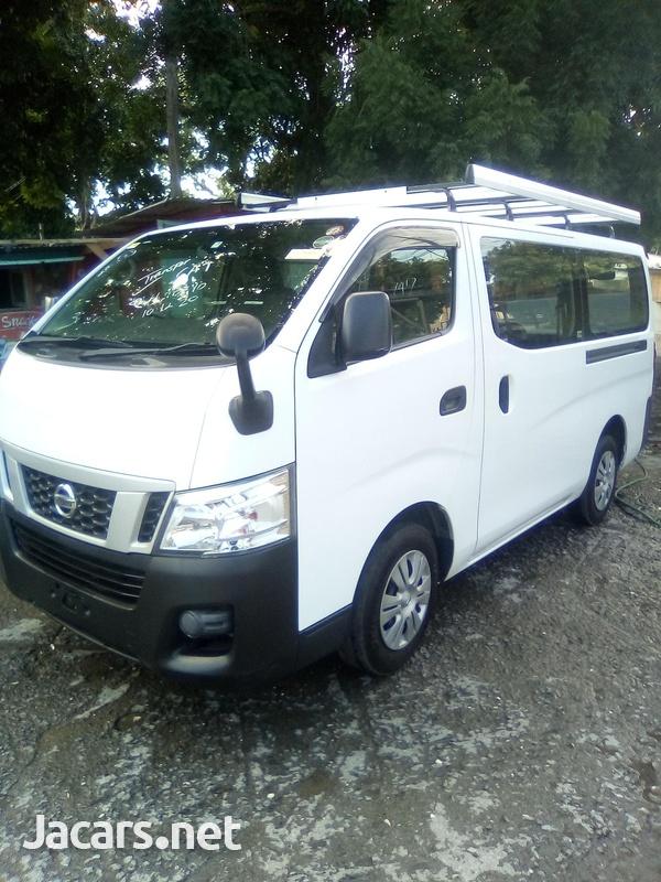Nissan Caravan 2,0L 2014-1