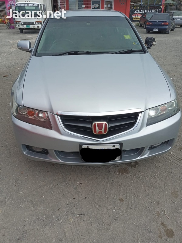 Honda Accord 2,0L 2004-1