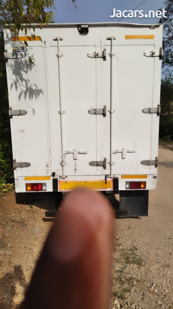 2007 Isuzu Elf Freezer-9