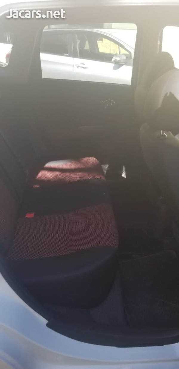 Nissan Note 1,3L 2015-9