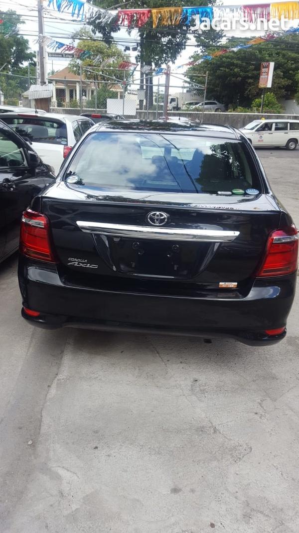 Toyota Axio 1,5L 2018-3
