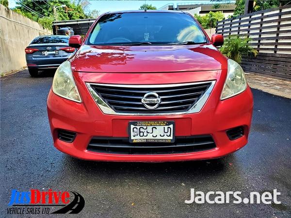 Nissan Versa 1,5L 2013-2