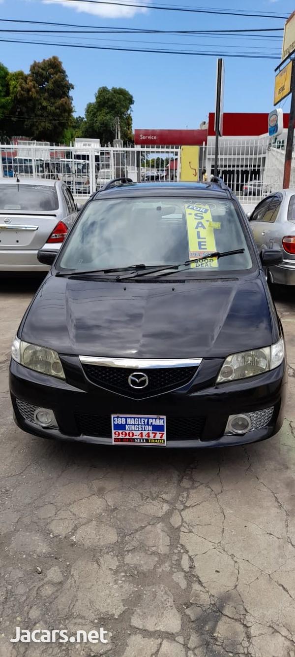 Mazda Premacy 1,8L 2002-5