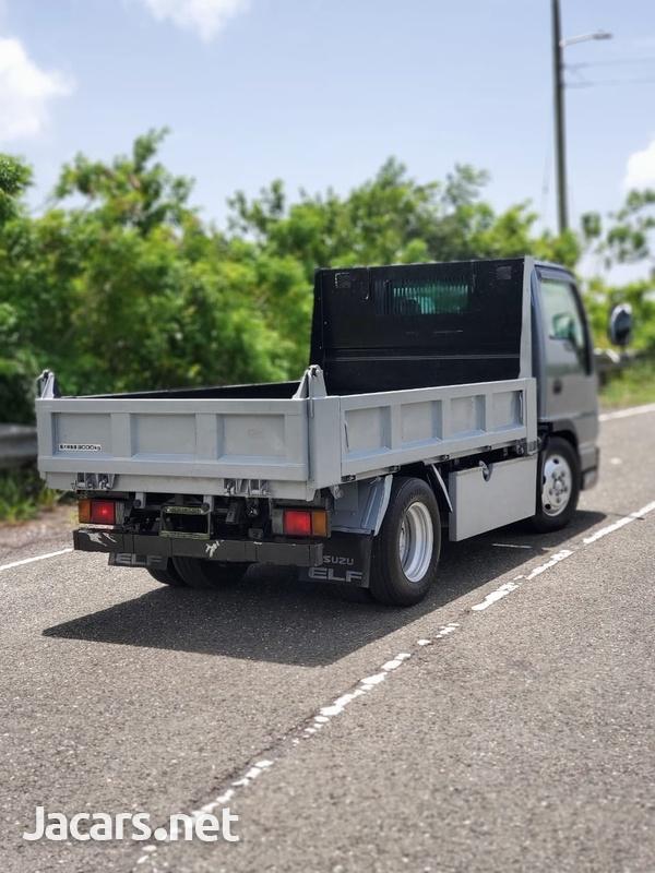 2008 Isuzu Elf Dump Truck-8