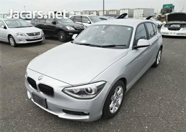 BMW 1-Series 1,6L 2012-1