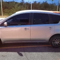 Nissan Note 1,5L 2010