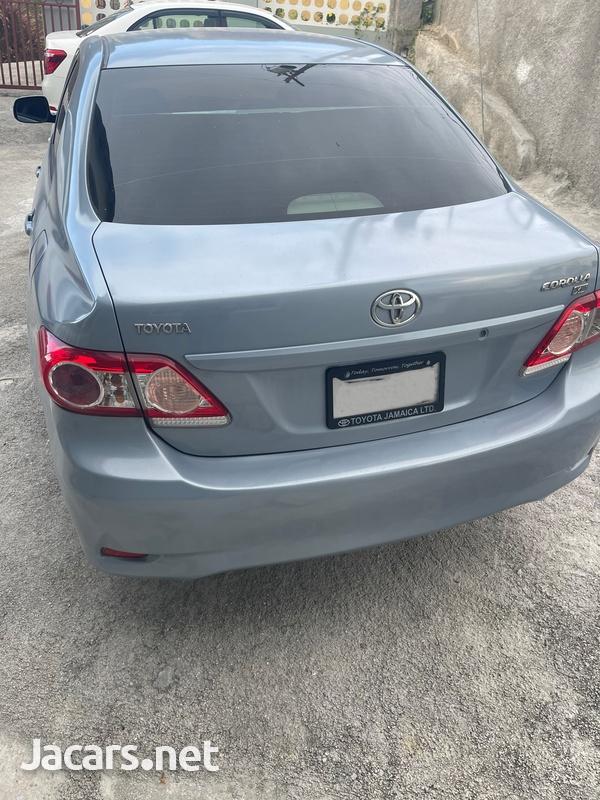 Toyota Corolla XLi 1,5L 2012-11