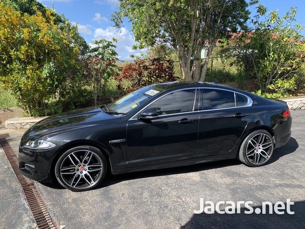 Jaguar XF 2,2L 2015-2