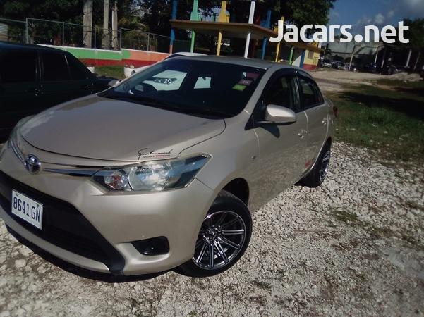 Toyota Yaris 1,6L 2016-4