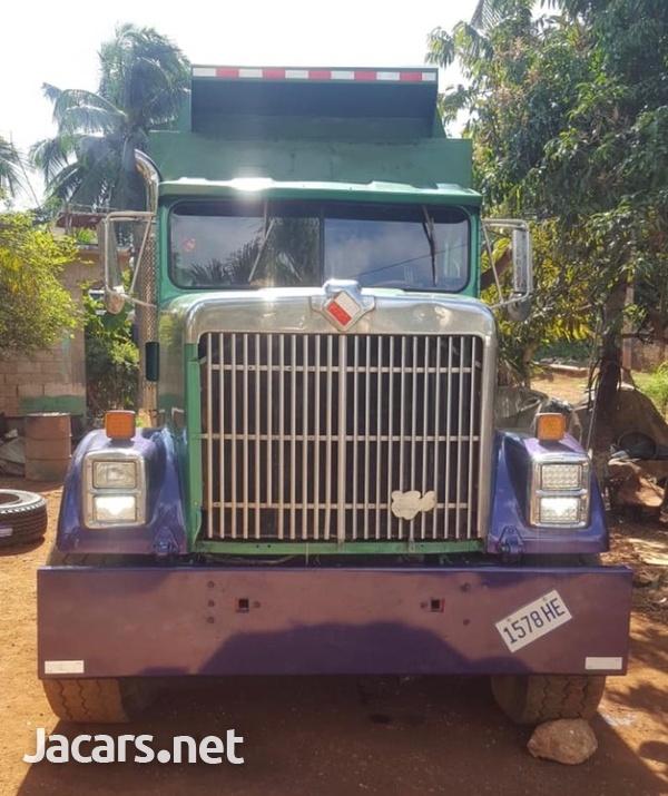 1987 Dumper Truck-3