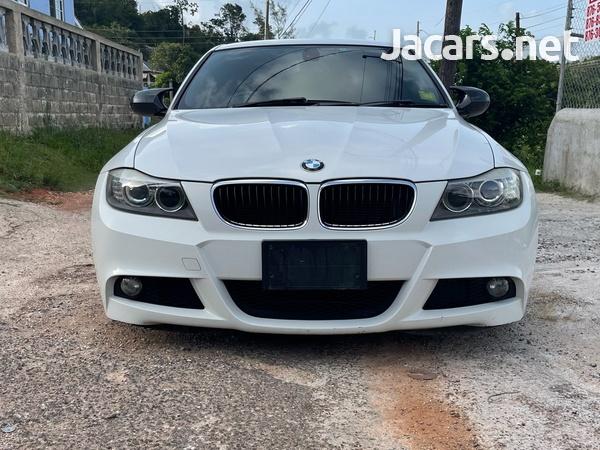 BMW 3-Series 1,5L 2011-2