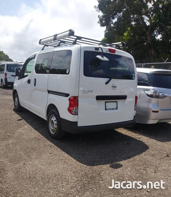 Nissan NV200 1,5L 2015-14