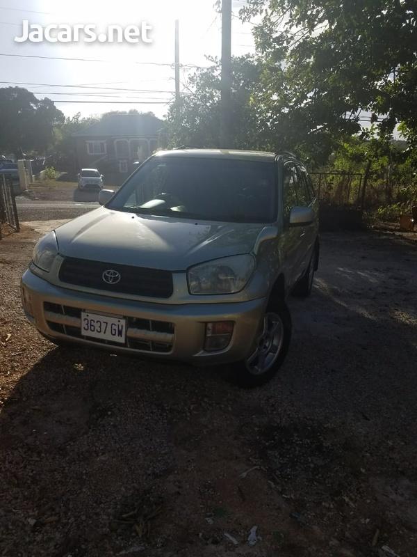 Toyota RAV4 1,5L 2001-1