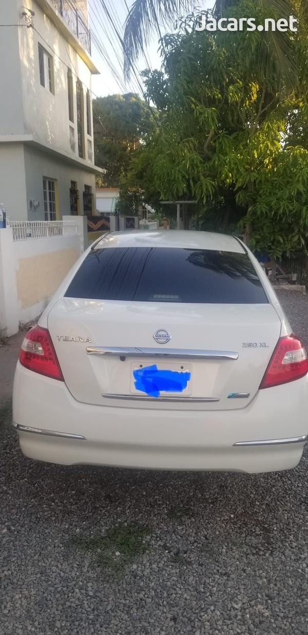 Nissan Teana 2,5L 2009-2