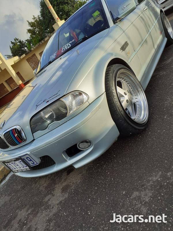 BMW 3-Series 2,4L 2002-5