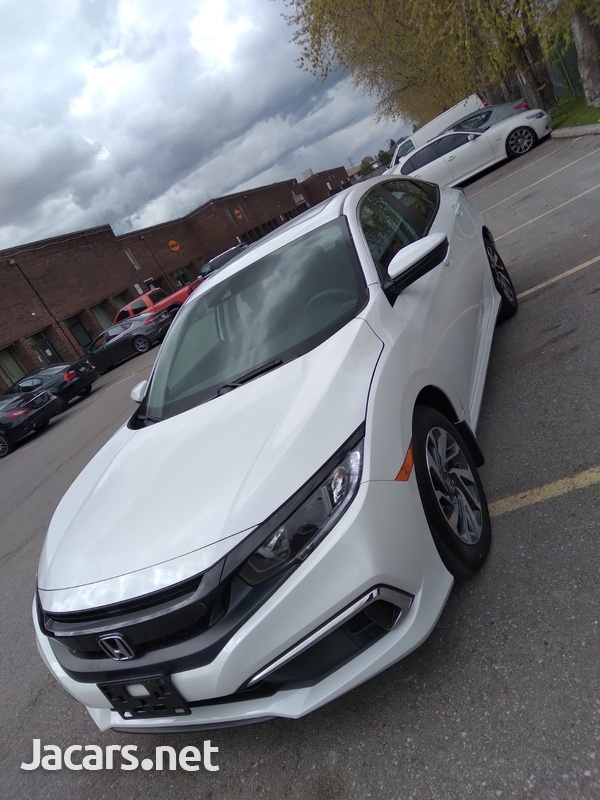 Honda Civic 2,0L 2020-4