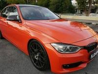 BMW 3-Series 2,5L 2013