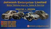 Jetwash Enterprise Limited