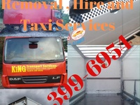 King Transport services