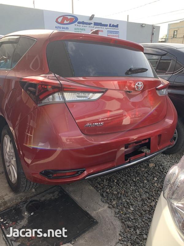 Toyota AURIS 1,5L 2016-2