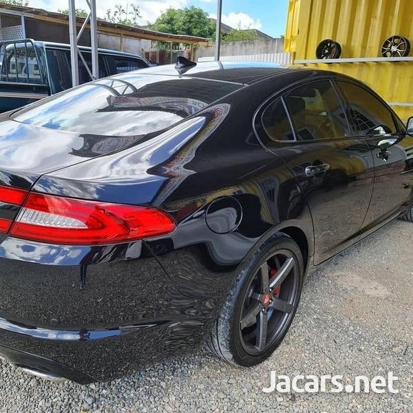 Jaguar XF 1,6L 2016-7