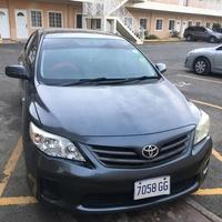 Toyota Corolla XLi 1,6L 2013