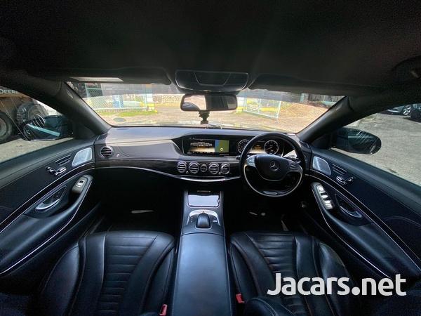 Mercedes-Benz S-Class 5,0L 2014-7