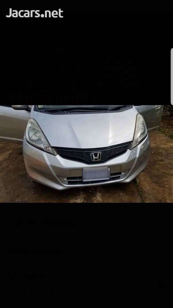Honda Fit 1,2L 2012-1